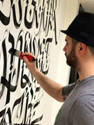 Calligraphy in Visual Communication