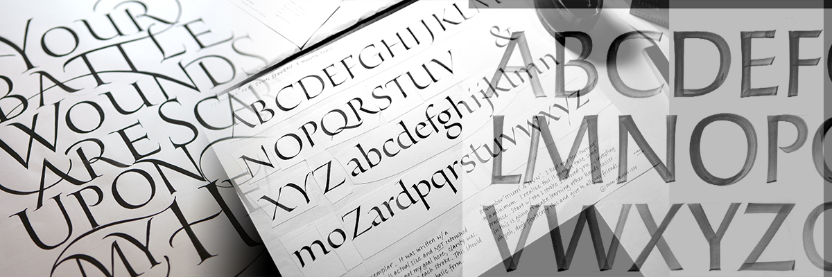 Type@Cooper - Classical Roman Letterforms: Form, Rhythm & Movement