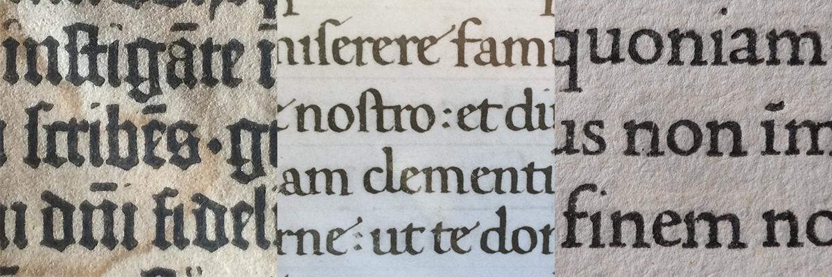 Typecooper From Calligraphy To Type