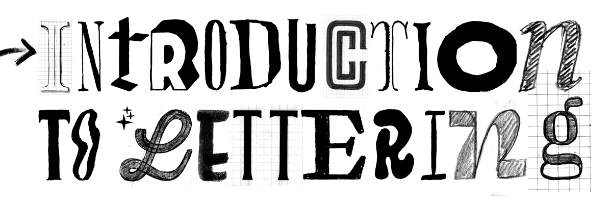 Type@Cooper - Introduction to Hand Lettering