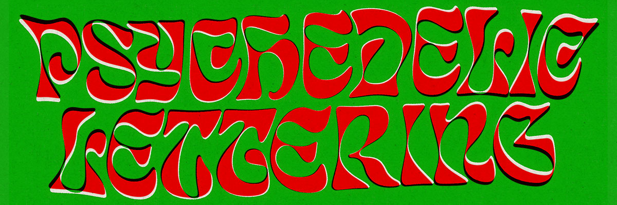 Type@Cooper - Psychedelic Lettering
