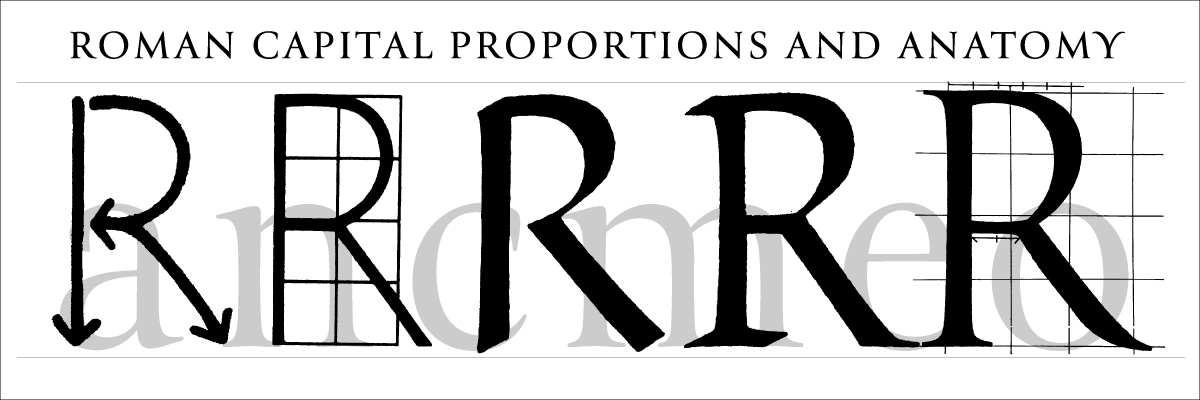 Type@Cooper - Roman Capitals: Proportions and Anatomy